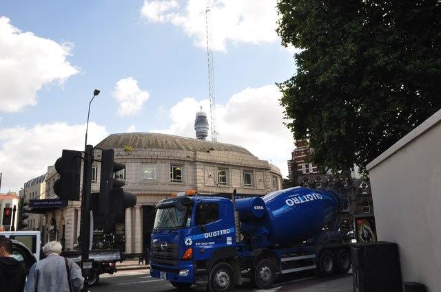 London : Westminster - Great Portland Street