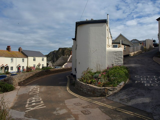 Cottages at Outer Hope