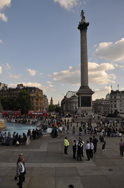 London : Westminster - Trafalgar Square
