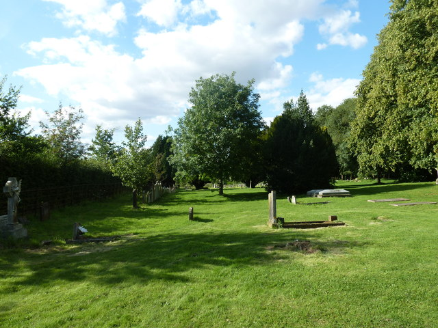 St Mary's, Micheldever: churchyard (3)