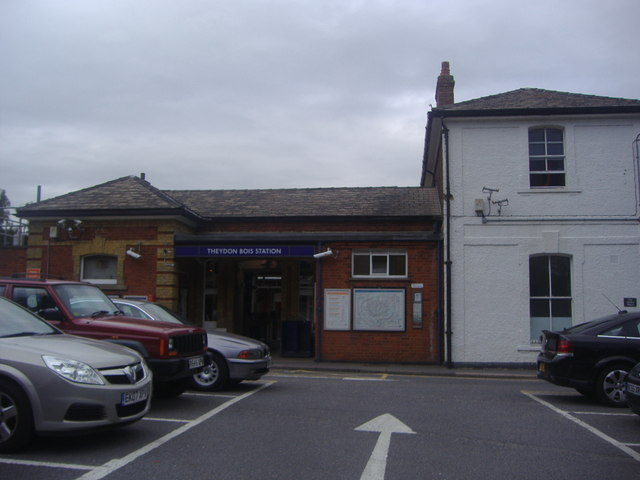Theydon Bois Underground station