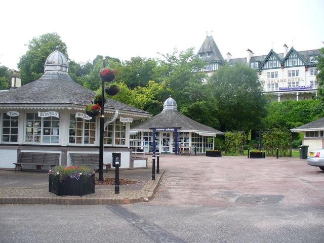 Pavilions at Strathpeffer Square
