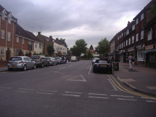 Shops on Forest Drive, Theydon Bois