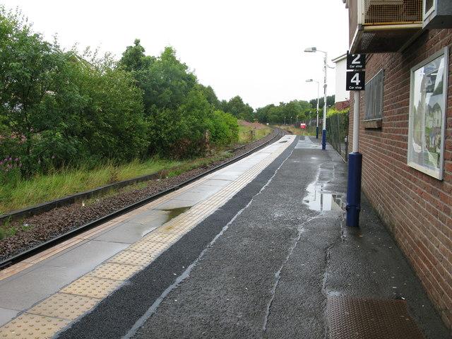 Hairmyres railway station