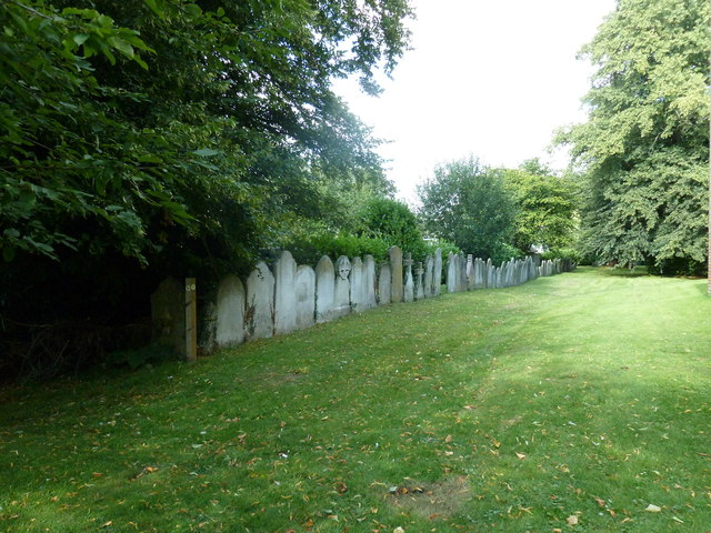 St Mary's, Micheldever: churchyard (5)