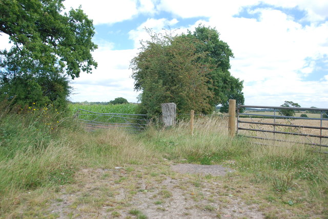 Farmland off Glass Lane