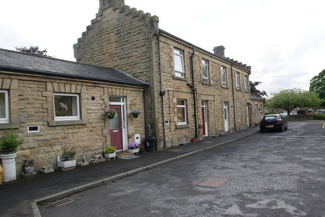 The former railway station building at Pateley Bridge (2)