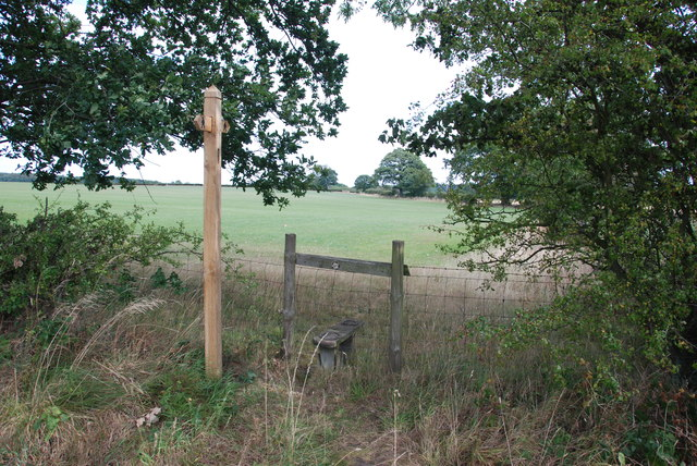 Footpath from Glass Lane