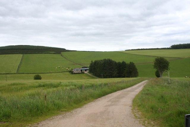 Boggieshalloch Farm