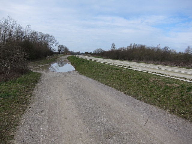 Guided busway to St Ives