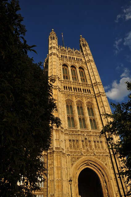 London : Westminster - The Victoria Tower