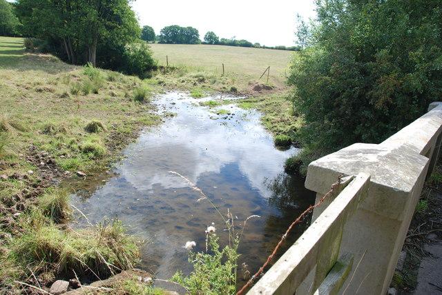 Ashbrook and Bridge, Pinfold Lane