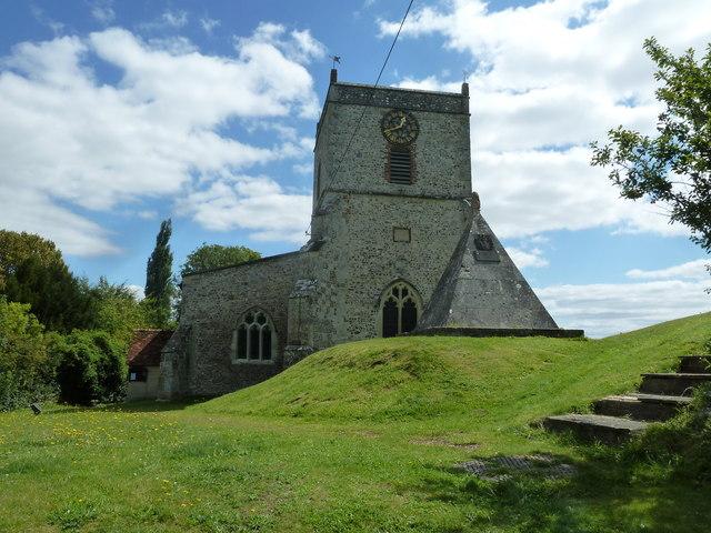 The most seen churchyard memorial?