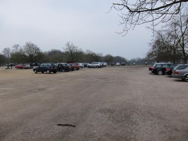 Isabella Plantation Car Park