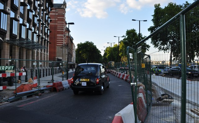 London : Westminster - Victoria Embankment