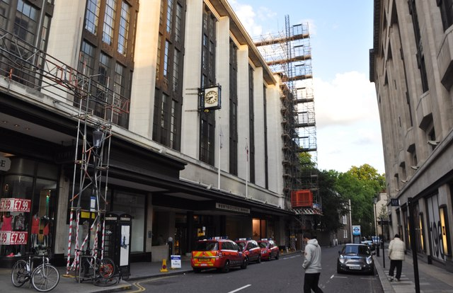 London : Kensington - Derry Street
