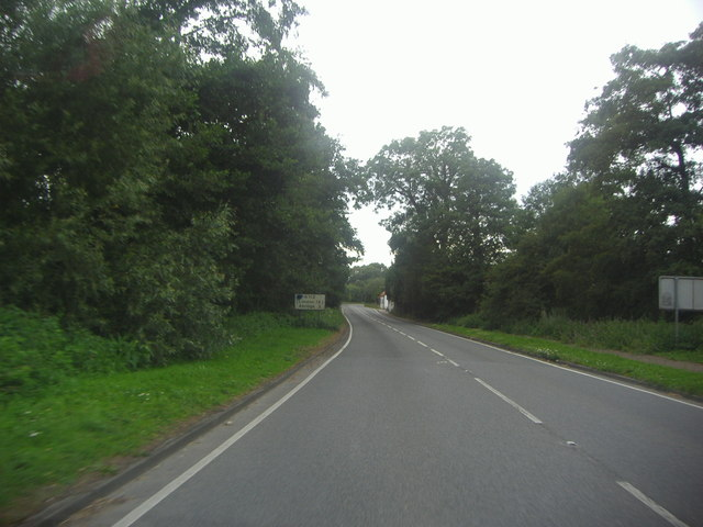 Ongar Road, Passingford Bridge