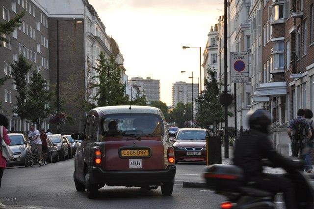 London : Westminster - Gloucester Terrace