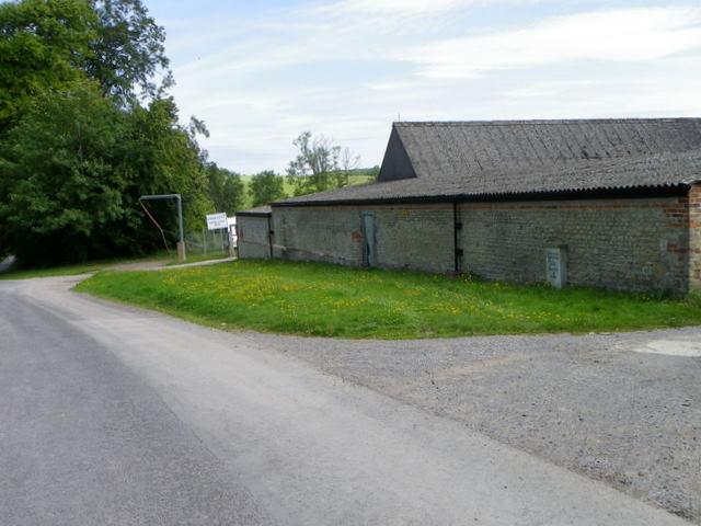 Buildings at Parsonage Farm