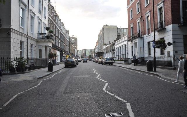 London : Westminster - Spring Street