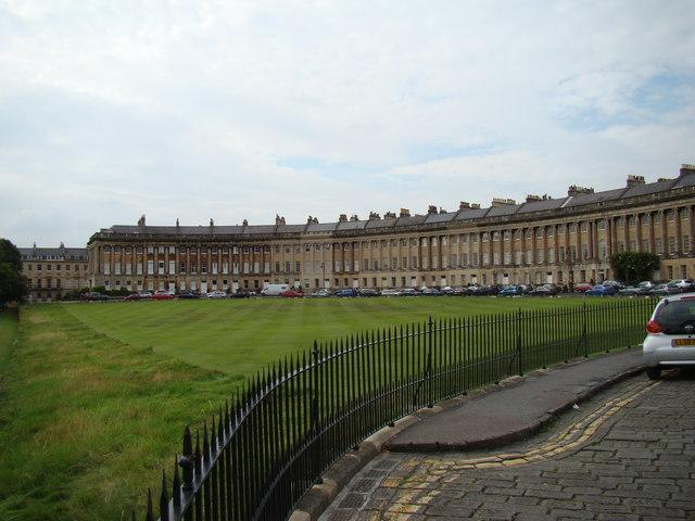 Royal Crescent terrace #2