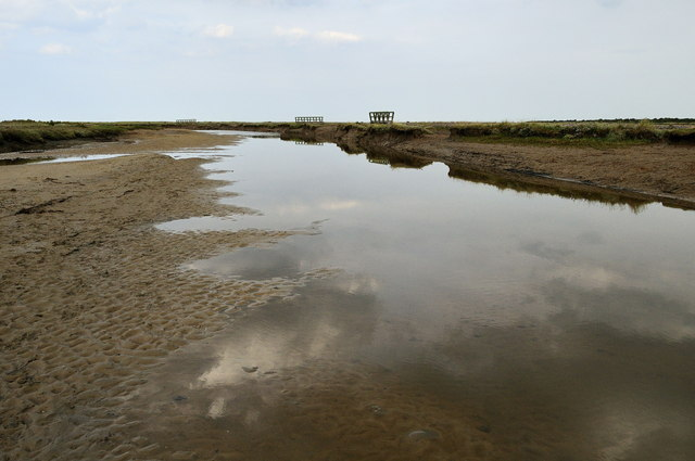 Garborough Creek, Stiffkey