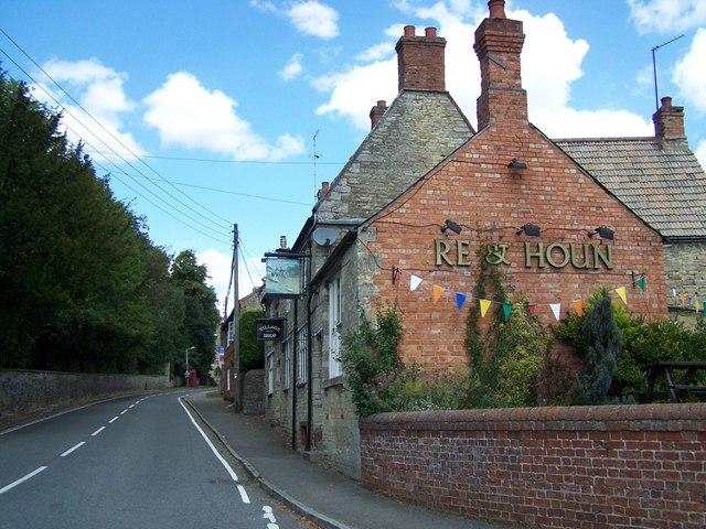 Hare & Hounds, Great Addington