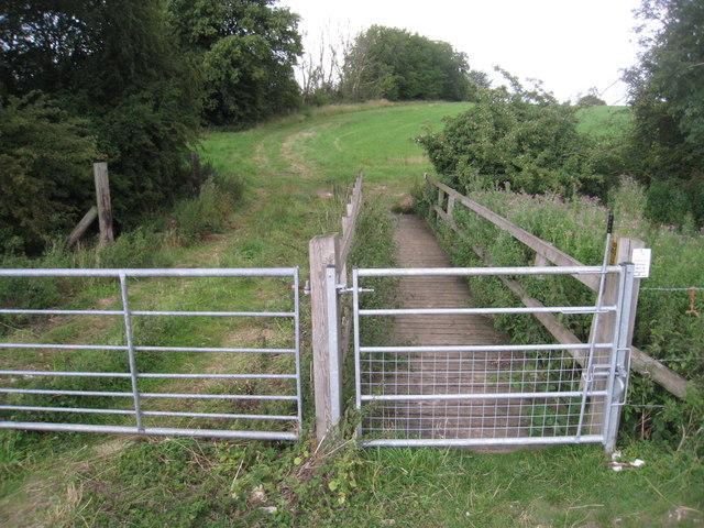 Two bridges, two gates