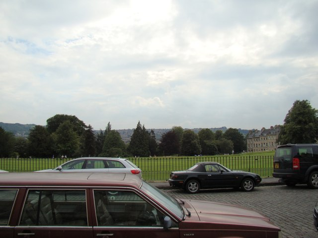 Panorama from Royal Crescent #3