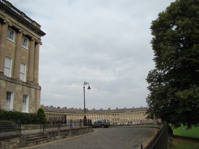 Royal Crescent terrace #4