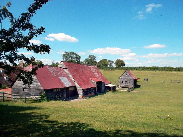 Barns at Coopers Farm