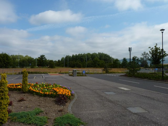 P & R garden
