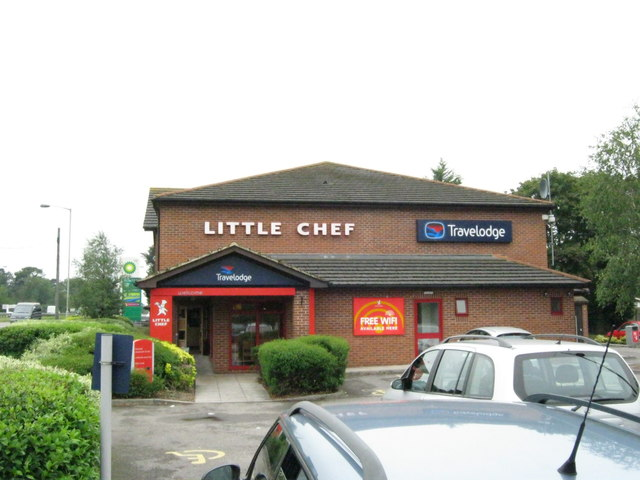 Little Chef and Travelodge