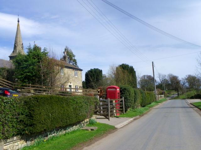 Telephone box, Healey