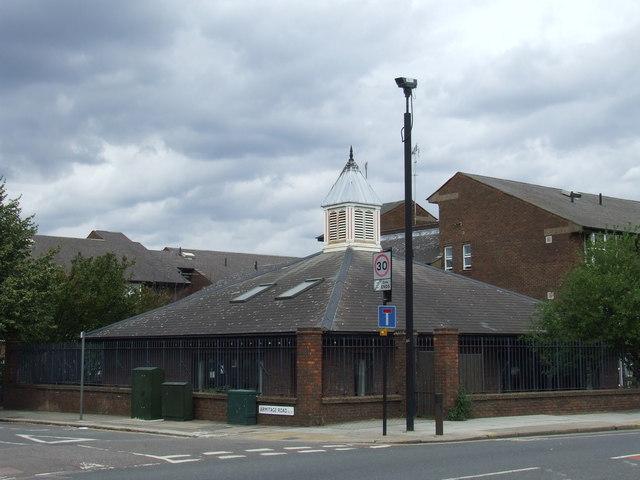 Single storey building in East Greenwich