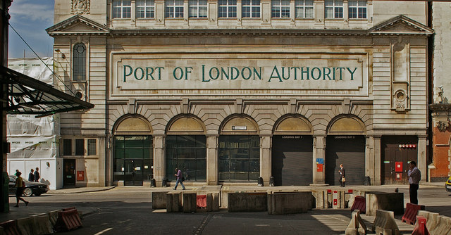 Former Port of London Authority cold store, Smithfield