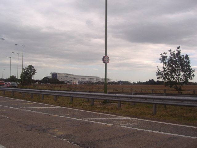 Offices on the A10 from Lieutenant Ellis Way