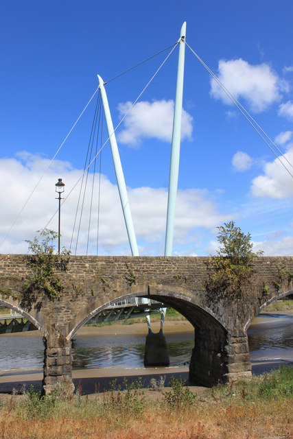 Two generations of bridges