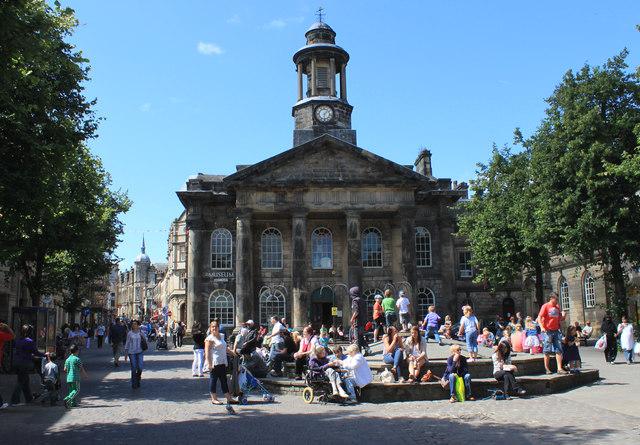 Market Square, Lancaster