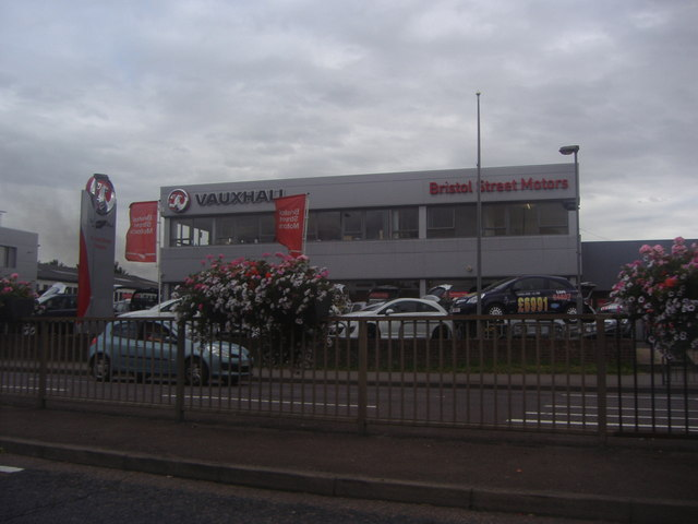 Bristol Street Motors, Waltham Cross