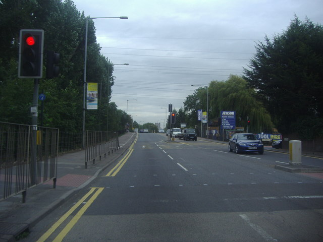 Station Road, Waltham Cross