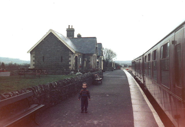 Bitton Railway Station