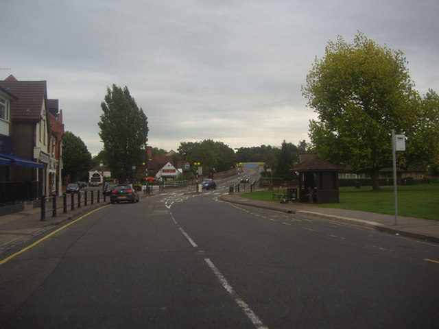Coppice Row, Theydon Bois