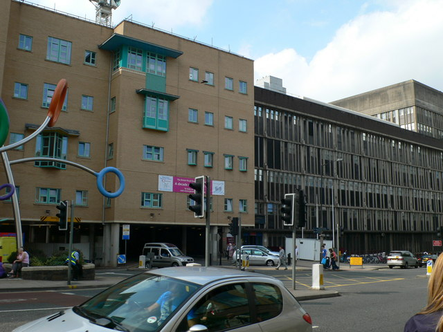 Bristol Royal Children's Hospital