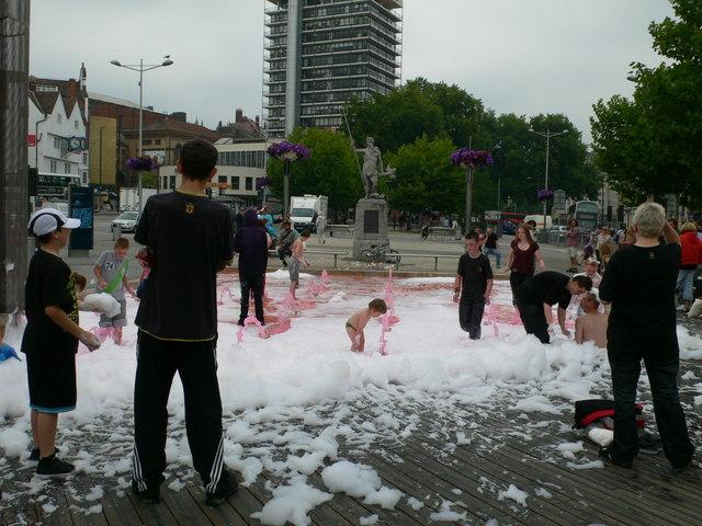 Bristol bubbles