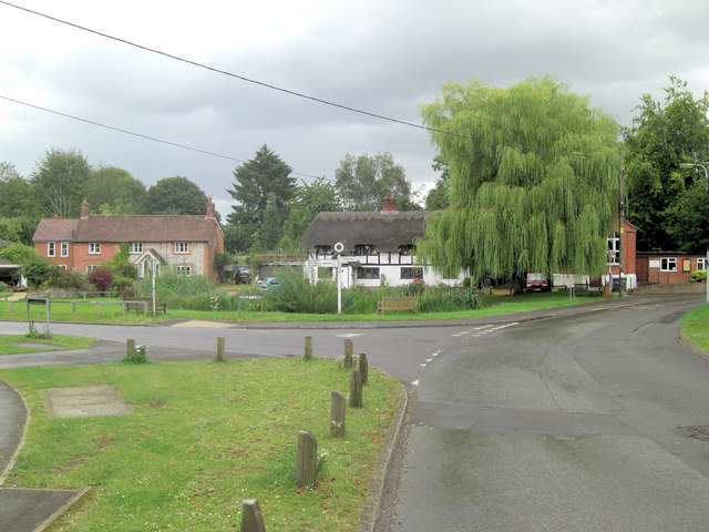 Oakley Village Pond