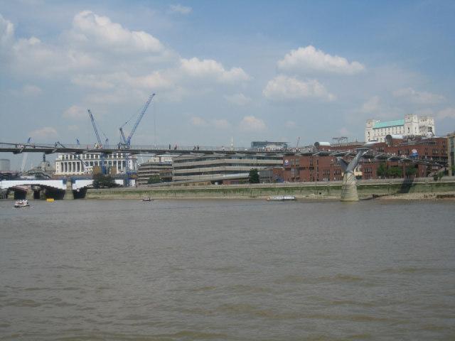 London Skyline - July 2011