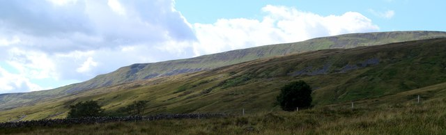 The Whernside Ridge