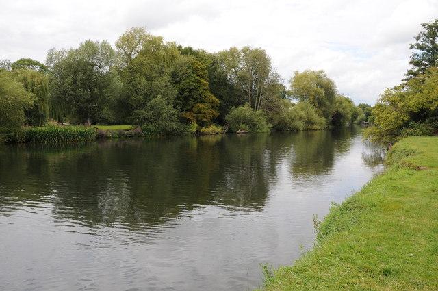 River Thames near Monkey Island