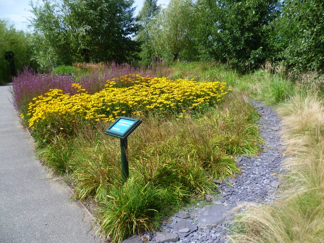 The Sustainable Garden, London Wetland Centre